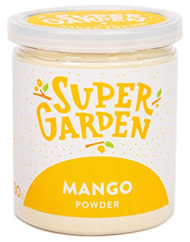 Supergarden Freeze-Dried Tropical Fruits and Berries Powder (Mango)