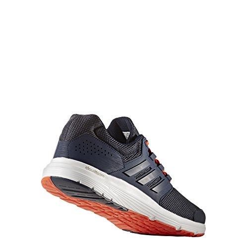 adidas Herren Galaxy 4 Laufschuhe Mehrfarbig (Trace Blue F17/collegiate Navy/energy S17)