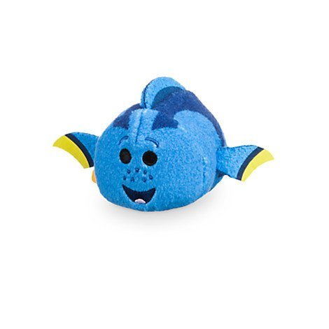 Mini peluche Tsum Tsum Dory, Le Monde de Dory / Nemo Disney