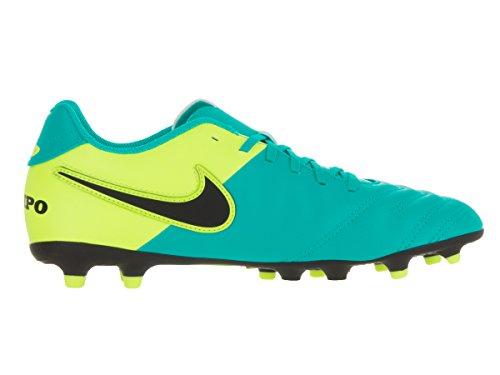 Nike Tiempo Rio Iii FG, Chaussures de Foot Homme Vert