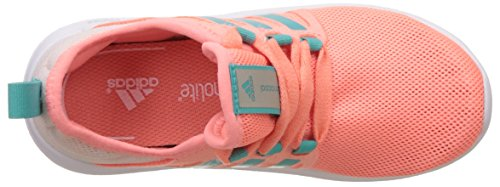 adidas CC Fresh Bounce 3 K, Chaussures de Running Entrainement Unisexe-Bébé Multicolore - Rojo / Verde (Brisol / Menint / Rolhal)