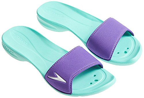 Speedo Atami Ii Af Scarpe, Purple/Green, 6 UK (39 IT)