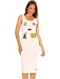 Vestiti Miss Abbigliamento Donna Amazon it Sixty qtX45