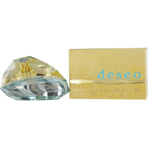 Jennifer Lopez Deseo, Eau de Parfum, femme/woman, Vaporisateur/Spray, 30 ml