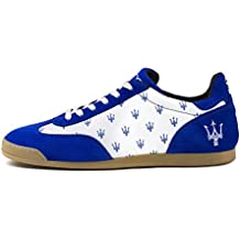 Maserati Chaussure Bel-Air Logo All Over