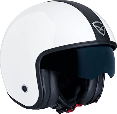 Preisvergleich Produktbild NEXX X70 CORE weiss L ohne Visierschraube