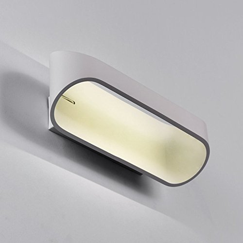 Lightess lampada da parete a led 5w stile moderno applique - Applique per camera da letto ...