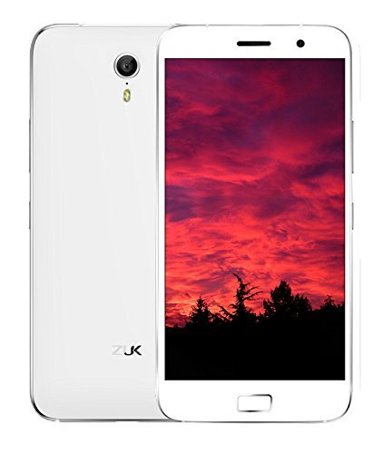 "Zuk Z1 - Smartphone libre Android (pantalla 5.5"", cámara 13 Mp, 64 GB, Octa-Core 2.5 GHz, 3 GB RAM), color blanco"