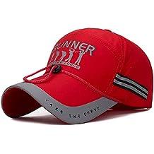 Gorra de beisbol,Gorra de béisbol Unisex Moda transpirable gorras de béisbol de verano al