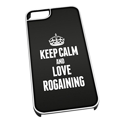 blanc-coque-pour-iphone-5-5s-1870-noir-keep-calm-and-love-rogaine