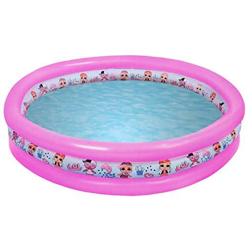 L.o.l. surprise ! lol bubbly surprise accessori piscine | piscina gonfiabile bambini con bambole lol confetti pop | giochi da giardino per bambini | giocattoli galleggianti | regali per bambina