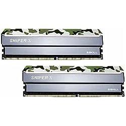 G.Skill Sniper X 16GB DDR4 3600MHz memoria