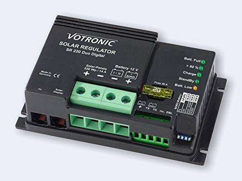 Votronic Solar-Regler SR 220 Duo Dig.