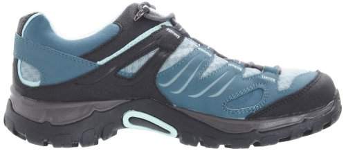 Salomon Lady Ellipse Aero Trail Chaussure De Marche blue