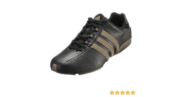 Adidas Morka He Freizeitschuh, schwarzbeige