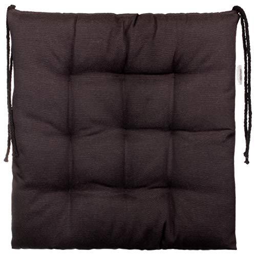 JEMIDI ' quot;Olli 40x 40cm–Cuscino per sedia cuscino, cuscino cuscino sedia sedile