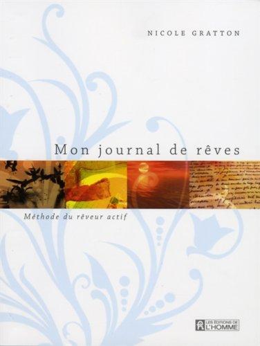Mon Journal de Reve 2e ed.