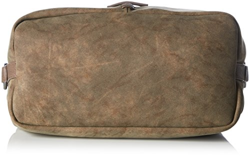 Tamaris Damen Lyra Handbag Henkeltaschen, 26 x 22 x 14 cm Braun (mocca comb 312)
