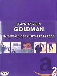 Jean-Jacques Goldman : L'Intégrale des clips 1981-2000 - Coffret 2 DVD