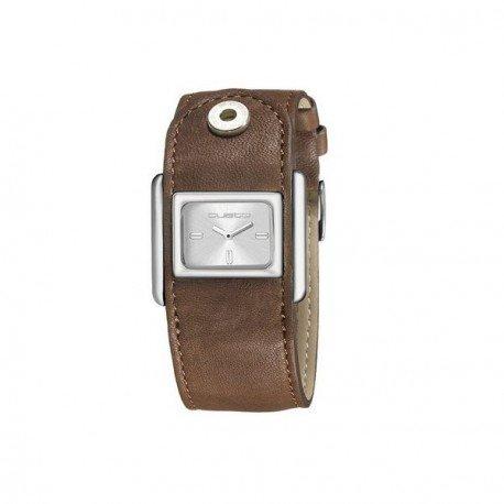 Custo Reloj analogico para Mujer de Cuarzo con Correa en Piel CU041603