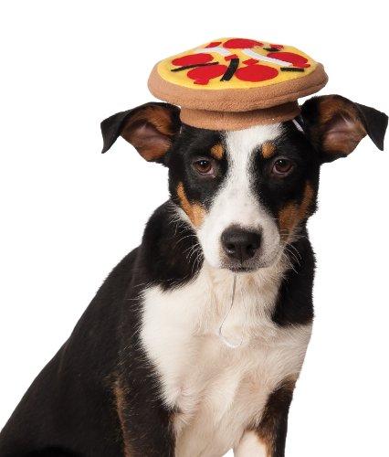 Rubies Costume Company Pizza Hat für Haustiere (Rubies Costume Company)