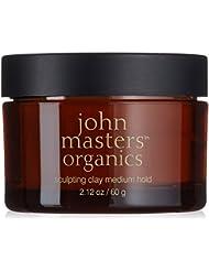 JOHN MASTERS ORGANICS Pâte Coiffant à l'Argile, 60g