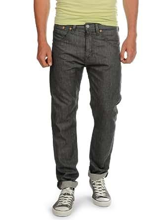 LeviŽs Regular Taper Fit 508 Jean (36-32, anthracite)