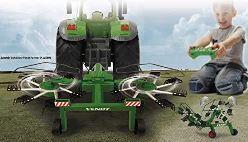 RC Traktor kaufen Traktor Bild 1: Jamara 405035 – Fendt 1050 Vario 1:16 2,4Ghz – RC Traktor, Motorsound (abschaltbar), Rückfahrwarnsound, Hupe, Abschaltfunktion, 2 Radantrieb, Gummireifen, Helle LED's vorne, Blinker, Demo Funktion*