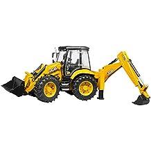 Bruder 02428 - Pala excavadora TOP Pro
