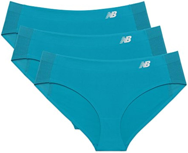 donna Hybrid Hybrid Hybrid Hipster Briefs (confezione da 3), Deap Ozone blu, X-Small (2-4) | Apparenza Estetica  9f7937