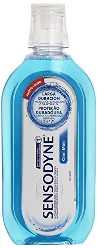 Sensodyne Enjuague Cool Mint - 500 ml