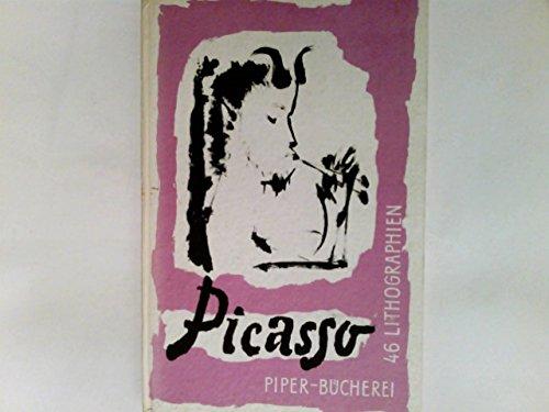 Picasso : 46 Lithographien.