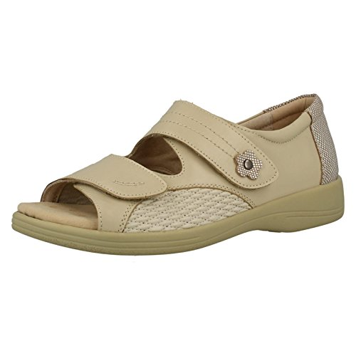 Padders - A collo basso donna Beige (Auster)