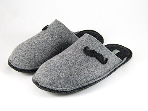 pantofole-da-uomo-invernali-tinta-unita-antracite-taglia-46