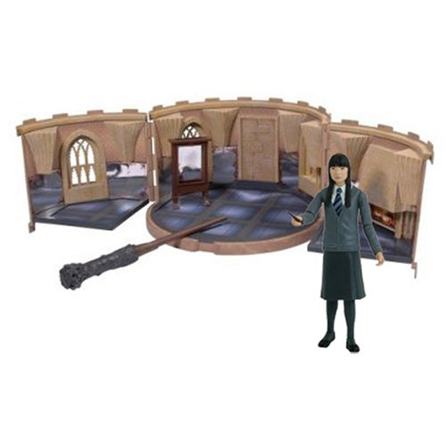 Harry-Potter-Room-of-Requirement-Playset-with-Cho-Chang
