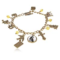 "‏‪Accessorisingg""Game of Thrones"" Inspired Vintage Multiple Charm Bracelet [BR233]‬‏"