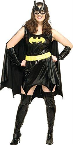 Rubie's Sexy Batgirl Kostüm Größe
