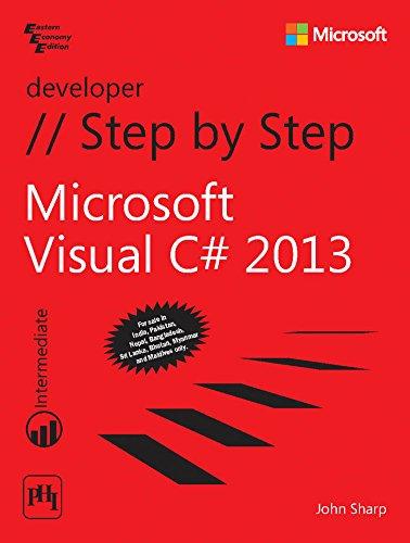 Microsoft Visual C# 2013 Step by Step by JOHN SHARP (2014-07-31)