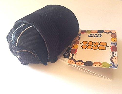 i 8,9cm tsum tsum Darth Vader Plüsch Spielzeug (Star Wars Kollektion) ()