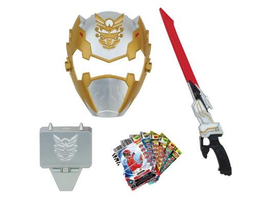 Power Rangers - Megaforce - Silber Ranger Training Set [UK Import]