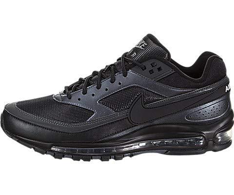 Nike Air Max 97/BW Herren Running Trainers AO2406 Sneakers Schuhe (UK 8 US 9 EU 42.5, Black metallic Hematite 001)