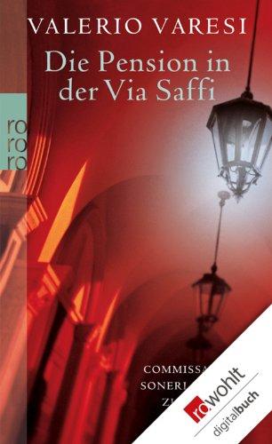 Valerio Varesi: »Die Pension in der Via Saffi« auf Bücher Rezensionen