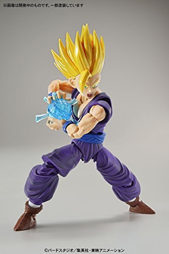 Figura Dragon Ball Gohan SS Model Kit 18 cm 3
