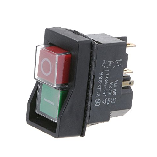BIlinli KLD-28A Interruptor magnético Impermeable