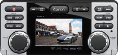 Clarion CMV1-2 DIN Marine Radio Wasserdicht, MP3, USB, DVD