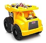 Mega Bloks - Cat - Camion Benne