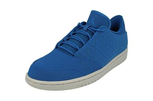 NIKE Jordan 1 Flight 5 niedrig Herren Schuhe - Team königsblau 403, 42 - Basketball-schuhe Flight Nike Herren