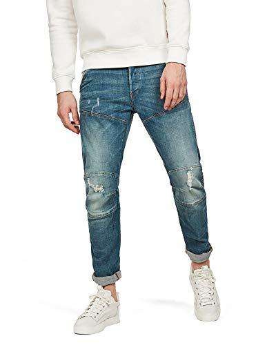 G-STAR RAW Herren 5620 G-Star Elwood 3D Slim Jeans