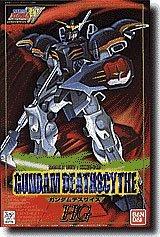 Bandai Hobby # 031/100Modell W Serie Deathscythe High Grade Gundam Action Figur -