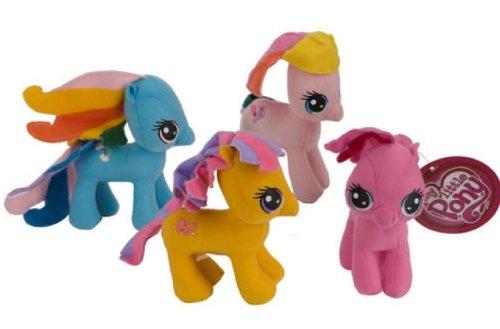 Preisvergleich Produktbild Original Hasbro My little Pony pink Plüsch Plüschfigur Plüschtier ca. 15 cm*NEU*
